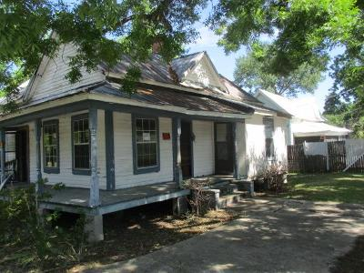 Quitman Single Family Home For Sale: 409 S Madison Street