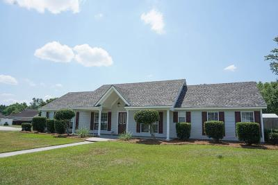 Single Family Home For Sale: 3924 Cutter Point