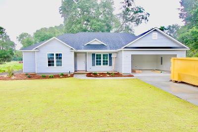Single Family Home For Sale: 4568 Brice Bend Drive