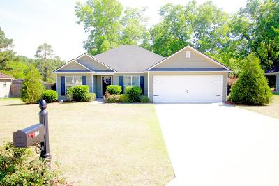 Single Family Home For Sale: 4652 Stonewall Circle