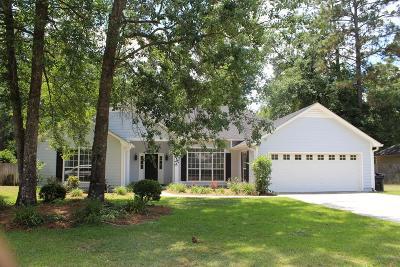 Single Family Home For Sale: 4641 Rustic Ridge Road