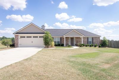 Lowndes County Single Family Home For Sale: 4041 Pheasant Hill Drive