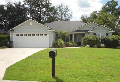 Single Family Home For Sale: 4836 Stonewall Circle