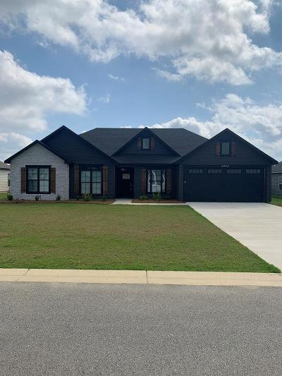 Berrien County, Brooks County, Cook County, Lanier County, Lowndes County Single Family Home For Sale: 3950 Valiant Court