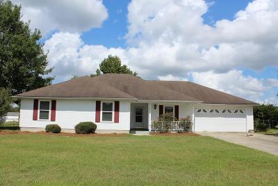 Single Family Home For Sale: 3836 Cross Creek Trail