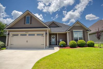 Single Family Home For Sale: 4117 Bright Creek Road