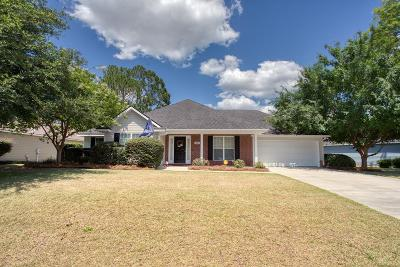 Single Family Home For Sale: 3919 Applecross Road