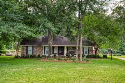 Berrien County, Brooks County, Cook County, Lanier County, Lowndes County Single Family Home For Sale: 4903 Meadow Wood Circle