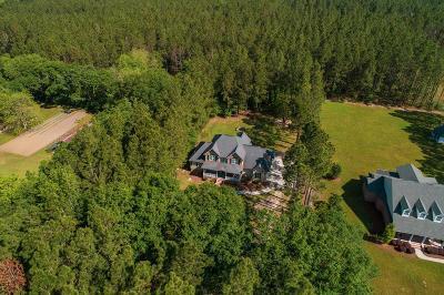 Hahira Single Family Home For Sale: 4675 Ga Hwy 122