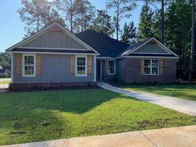 Valdosta Single Family Home For Sale: 4234 Whithorn Way