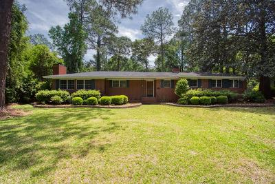 Berrien County, Brooks County, Cook County, Lanier County, Lowndes County Single Family Home For Sale: 703 W Cranford