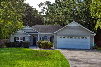 Valdosta Single Family Home For Sale: 2467 Muscogee Drive