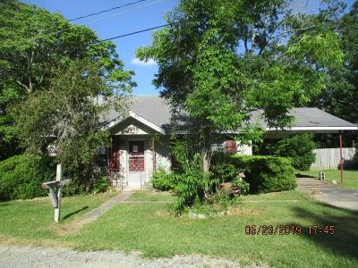 Quitman Single Family Home For Sale: 207 McIntosh Street