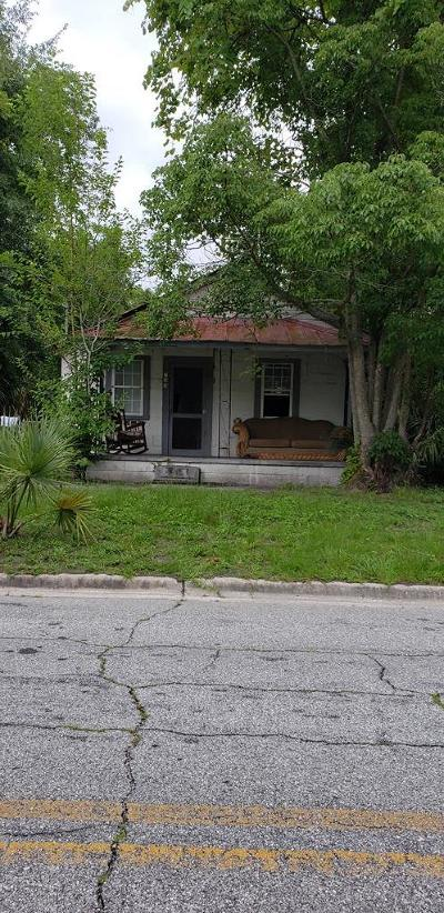 Berrien County, Brooks County, Cook County, Lanier County, Lowndes County Single Family Home For Sale: 753 S Lee St