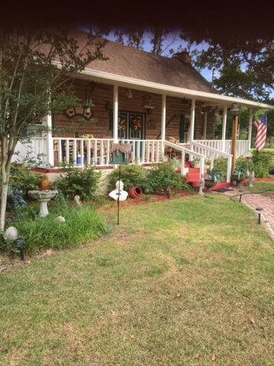 Nashville Single Family Home For Sale: 212 E J Nix Road