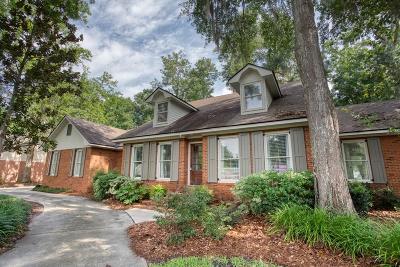 Valdosta Single Family Home For Sale: 1007 Williamsburg Drive