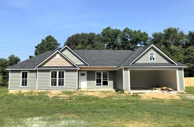 Lowndes County Single Family Home For Sale: 3298 Kelsee Cir.