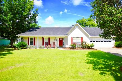 Lowndes County Single Family Home For Sale: 5077 Pearl Davis Drive