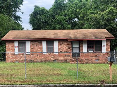 Berrien County, Brooks County, Cook County, Lanier County, Lowndes County Single Family Home For Sale: 612 Scott Drive