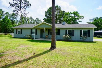 Berrien County, Brooks County, Cook County, Lanier County, Lowndes County Single Family Home For Sale: 19 Doe St.