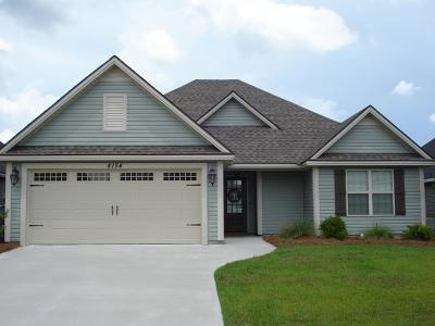 Hahira Single Family Home For Sale: 4154 Silver Glen