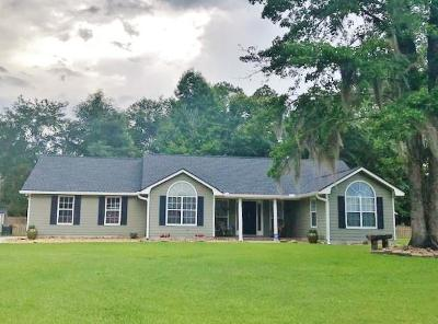 Lowndes County Single Family Home For Sale: 3949 Weatherby Lane