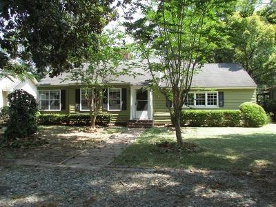 Berrien County, Brooks County, Cook County, Lanier County, Lowndes County Single Family Home For Sale: 110 E Cranford Ave