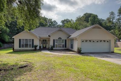 Berrien County, Brooks County, Cook County, Lanier County, Lowndes County Single Family Home For Sale: 4525 Timberbrook Trail