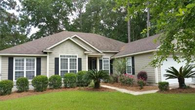 Valdosta GA Single Family Home For Sale: $189,900