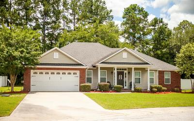 Valdosta GA Single Family Home For Sale: $194,900