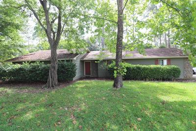 Valdosta Single Family Home For Sale: 2103 Oakgrove Circle