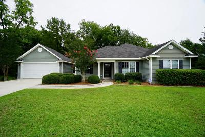 Valdosta Single Family Home For Sale: 4301 Sandy Springs Dr.