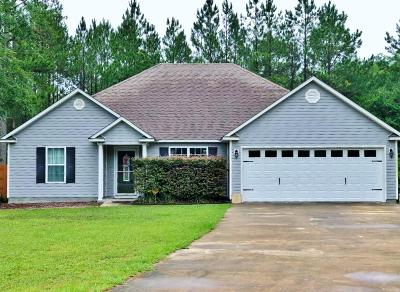 Berrien County, Brooks County, Cook County, Lanier County, Lowndes County Single Family Home For Sale: 14 Tupelo Trail