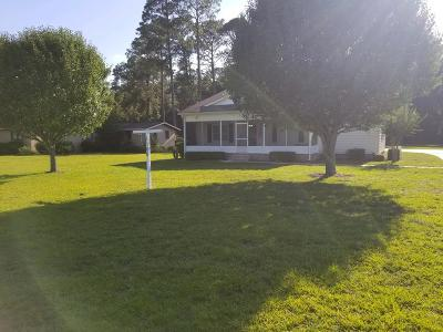 Berrien County, Brooks County, Cook County, Lanier County, Lowndes County Single Family Home For Sale: 1106 Old Coffee Road