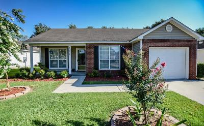 Valdosta Single Family Home For Sale: 4098 Forrest Run Circle