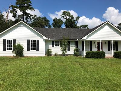 Valdosta Single Family Home For Sale: 3797 Knights Academy Rd