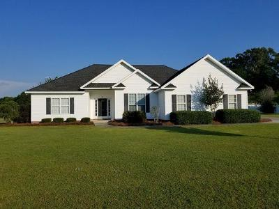 Berrien County, Brooks County, Cook County, Lanier County, Lowndes County Single Family Home For Sale: 610 Coxstill Road