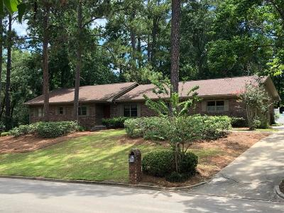 Valdosta Single Family Home For Sale: 2503 Sherwood Drive