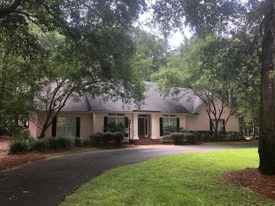Valdosta Single Family Home For Sale: 965 S Lakeshore Dr.