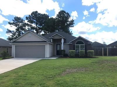 Valdosta Single Family Home For Sale: 4723 Stonewall Circle