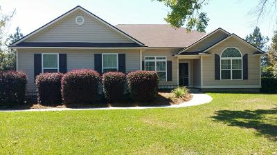 Berrien County, Brooks County, Cook County, Lanier County, Lowndes County Single Family Home For Sale: 4138 Meredith Drive