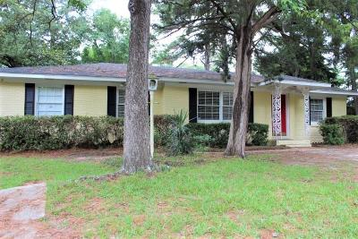 Valdosta Single Family Home For Sale: 604 Azalea Circle