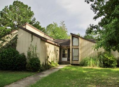 Single Family Home For Sale: 3005 Tyndall Drive