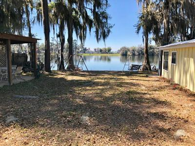 Lowndes County Single Family Home For Sale: 5894 Dykes Pond Rd