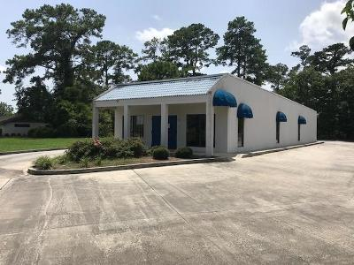 Lowndes County Commercial Lease For Lease: 1712 Gornto