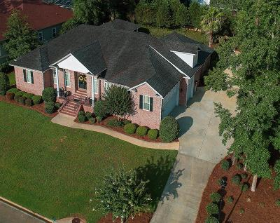 Single Family Home For Sale: 2496 Pebblewood Drive