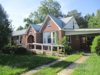 Nashville Single Family Home For Sale: 304 W Washington Street