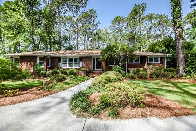 Single Family Home For Sale: 2206 Newbern Drive