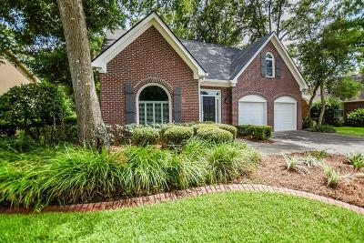 Single Family Home For Sale: 3219 Wildwood Plantation Circle