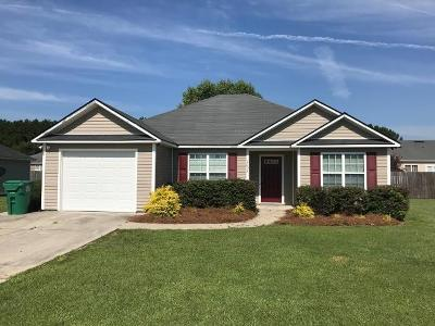 Single Family Home For Sale: 3654 Linden Circle